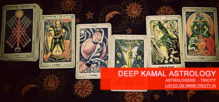 Deep Kamal Astrology Chandigarh