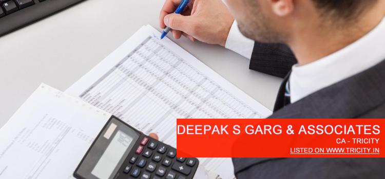deepak s garg