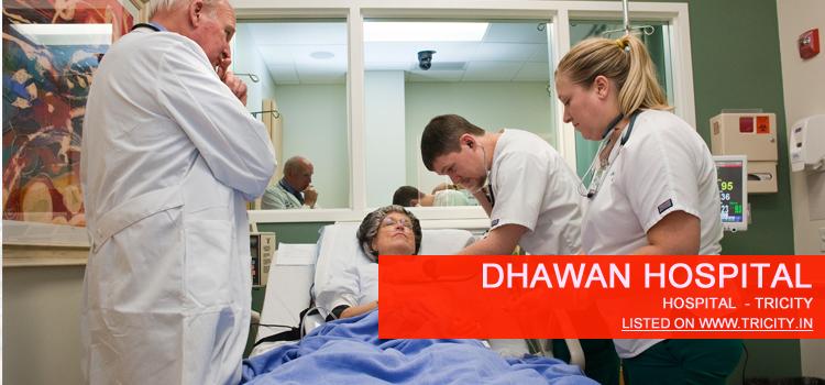 Dhawan Hospital panchkula