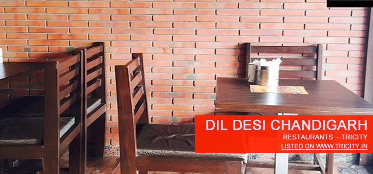 Dil Desi Chandigarh
