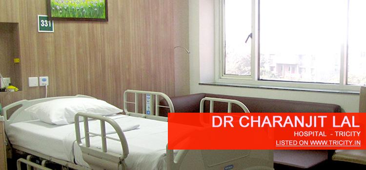 Dr Charanjit Lal Chandigarh