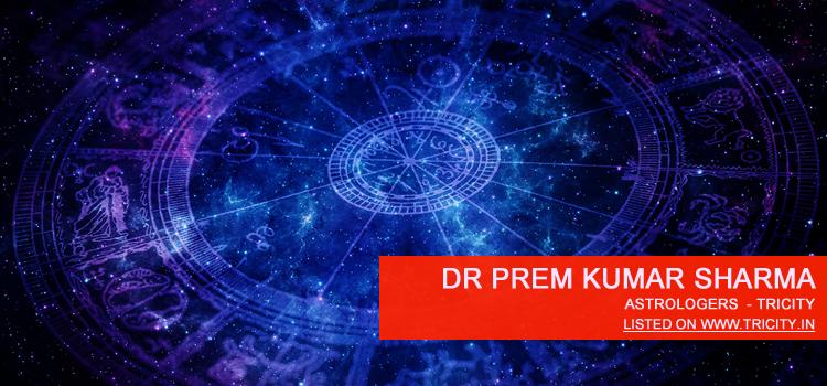 Dr Prem Kumar Sharma Panchkula