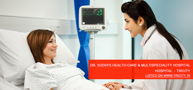 Dr. Sodhi's Health Care & Multispeciality Hospital mohali