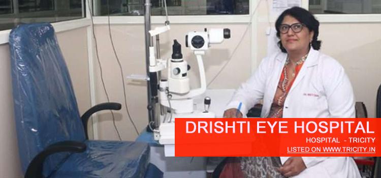 Drishti Eye Hospital panchkula