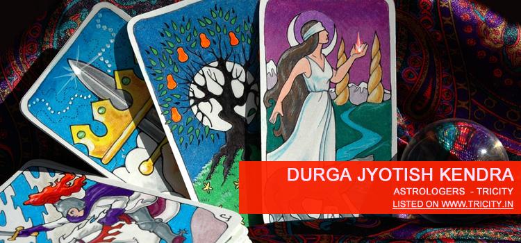 Durga Jyotish Kendra Chandigarh