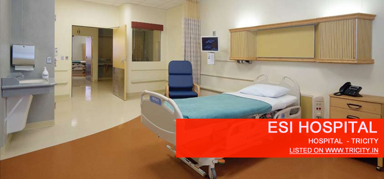 ESI Hospital mohali