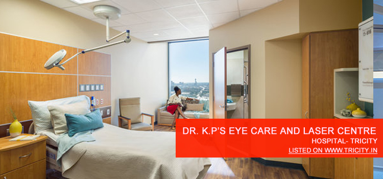 Dr. K.P's Eye Care and Laser Centre Chandigarh