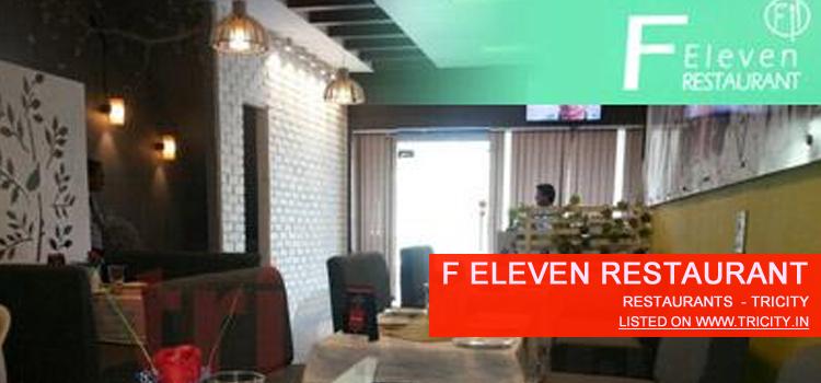 f eleven