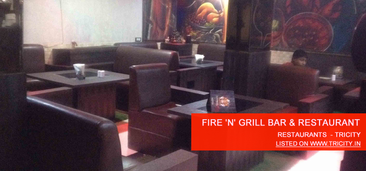 Fire 'n' Grill Bar & Restaurant