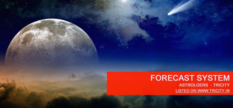Forecast System Chandigarh