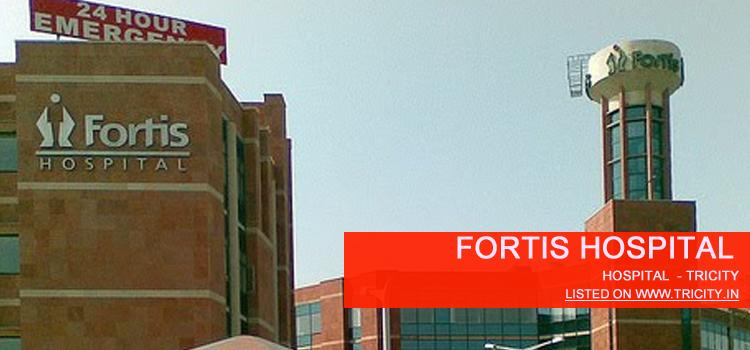 Fortis Hospital Mohali