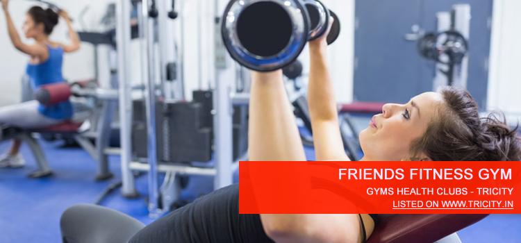 Friends Fitness Gym chandigarh