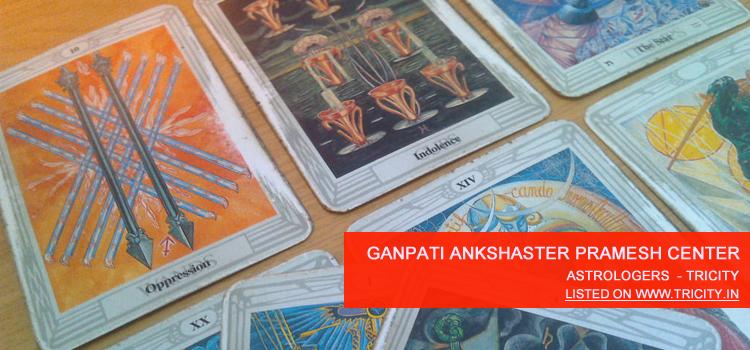 Ganpati Jyotish Ankshaster Pramesh Center Chandigarh