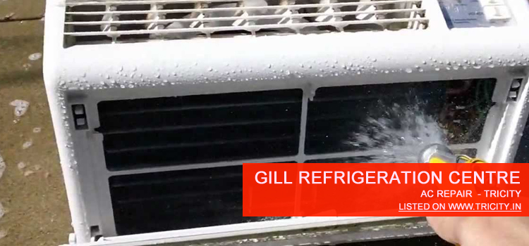 Gill Refrigeration Centre Chandigarh