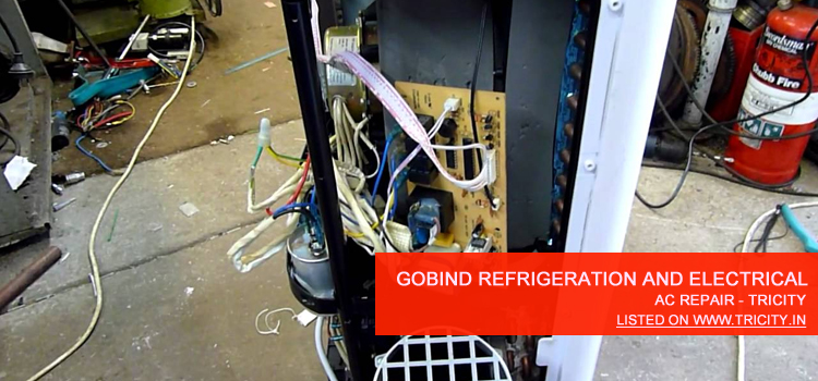 Gobind Refrigeration And Electrical