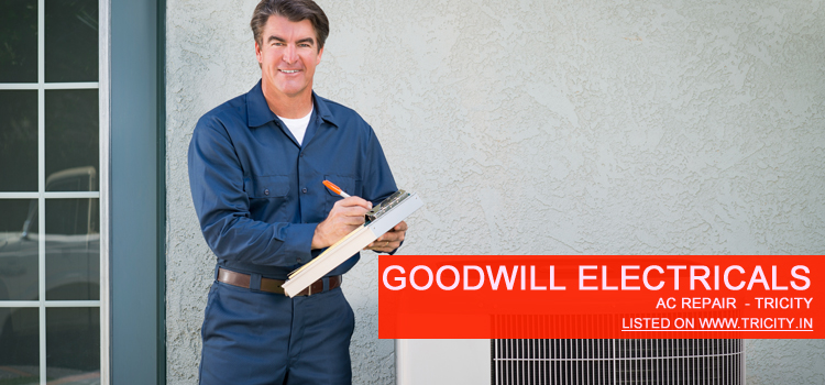 goodwill electricals