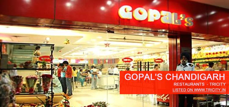 Gopal's Chandigarh