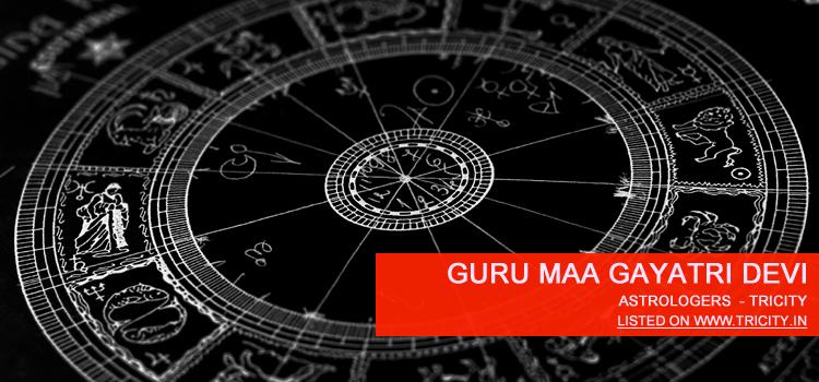 Guru Maa Gayatri Devi Mohali