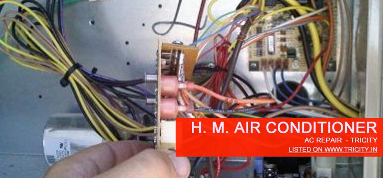 H. M. Air Conditioner Chandigarh