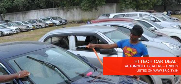 HI TECH CAR DEAL