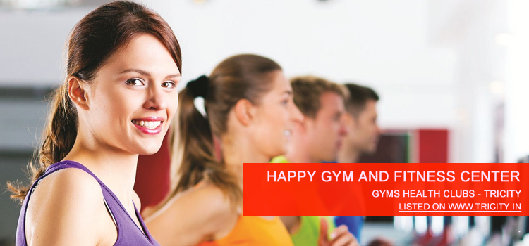 Happy Gym and Fitness Center chandigarh