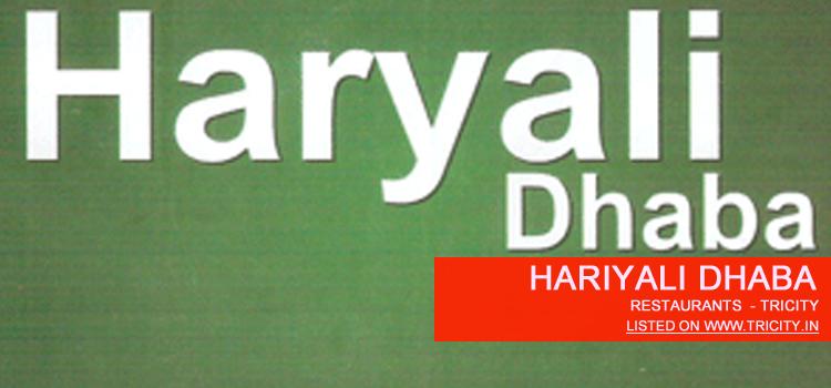 Hariyali Dhaba