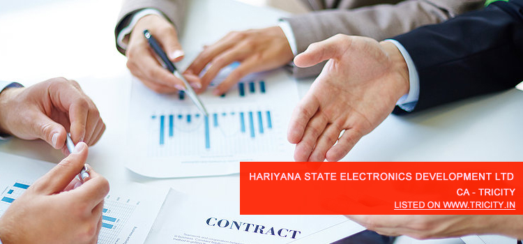 Hariyana State Electronics Development Ltd Chandigarh