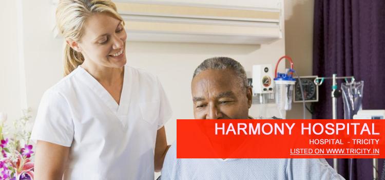 Harmony Hospital Mohali