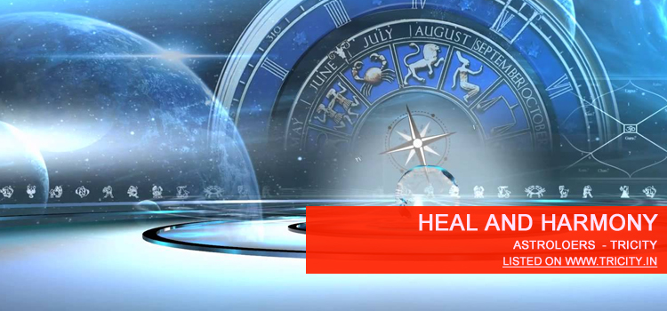 Heal And Harmony Providers Chandigarh