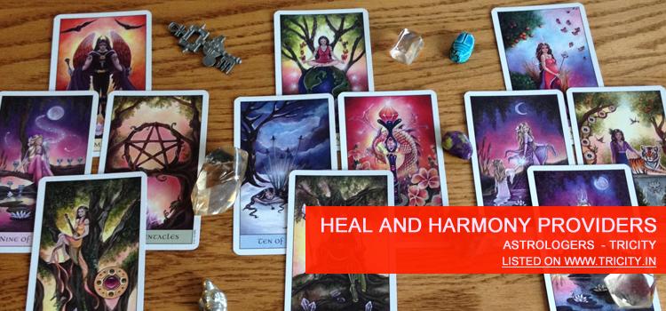 Heal and Harmony Providers Panchkula