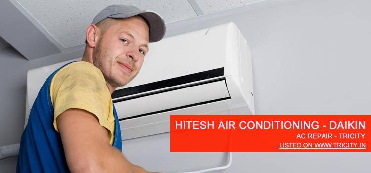 hitesh air conditioner