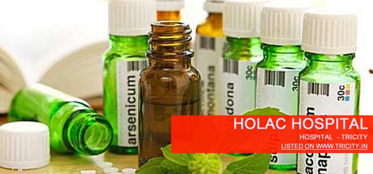 Holac Hospital mohali