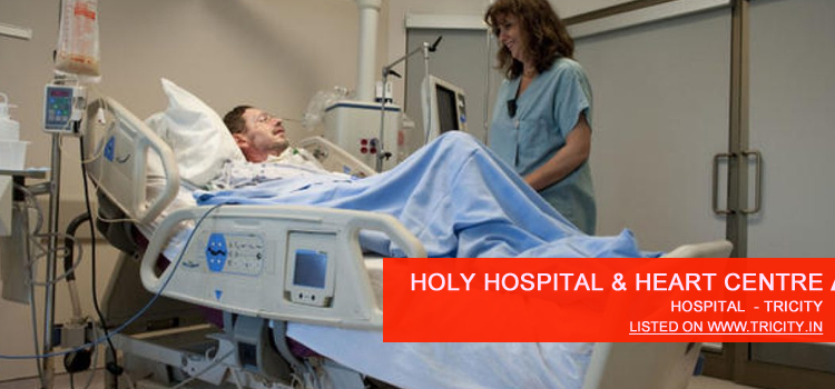 Holy Hospital & Heart Centre panchkula