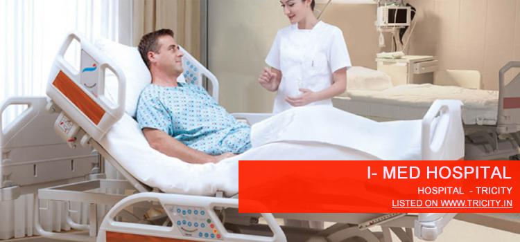 I- Med Hospital mohali