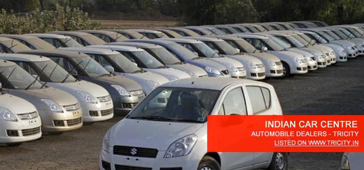 INDIAN CAR CENTRE