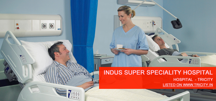Indus Super Speciality Hospital Mohali