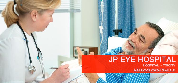 JP Eye Hospital Mohali