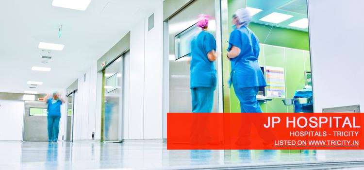 JP Hospital Chandigarh