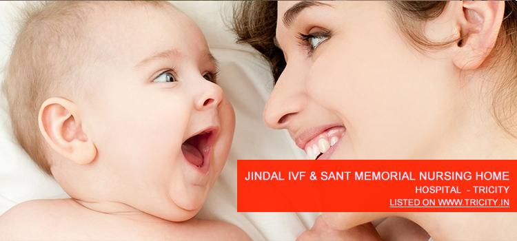 Jindal IVF & Sant Memorial Nursing Home Chandigarh
