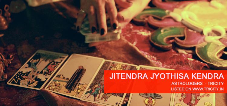 Jitendra Jyothisa Kendra Chandigarh