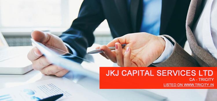 Jkj Capital Services Ltd Chandigarh