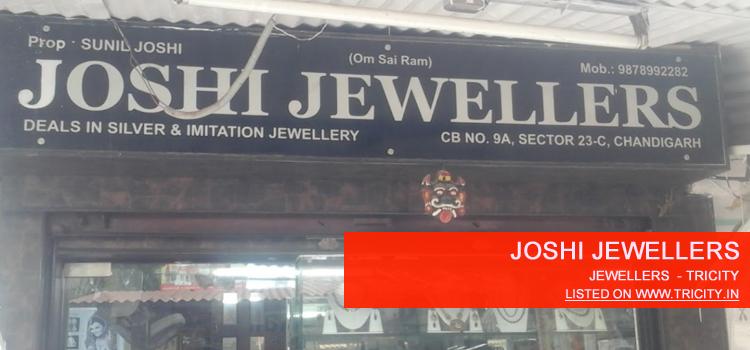 Joshi Jewellers Chandigarh