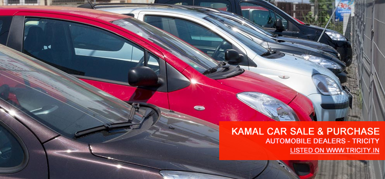 KAMAL CAR SALE & PURCHASE