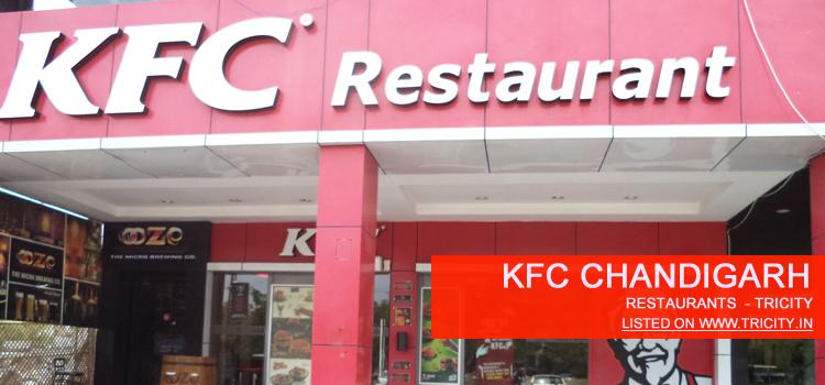 KFC Chandigarh