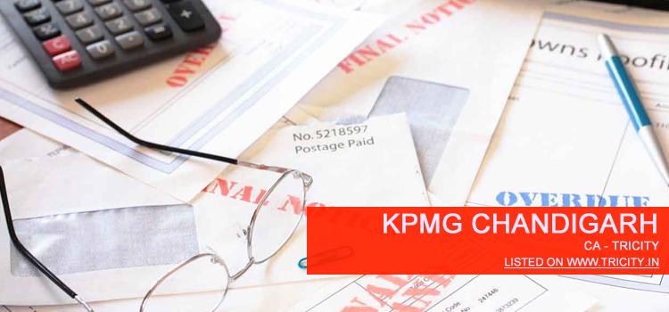 KPMG Chandigarh