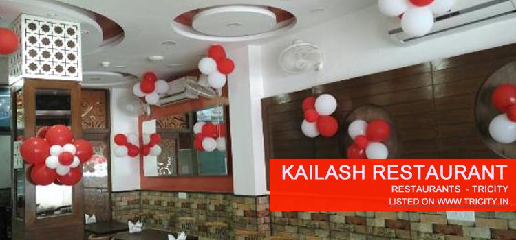 kailash restaurant
