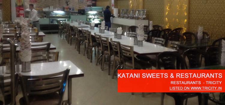 Katani Sweets & Restaurants