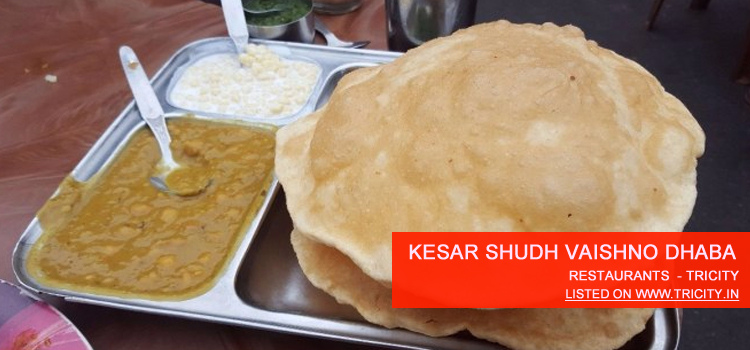 Kesar Shudh Vaishno Dhaba