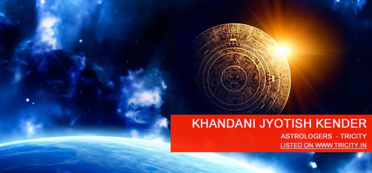 Khandani Jyotish Kender Chandigarh