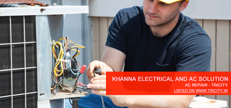 Khanna Electrical and AC Solution